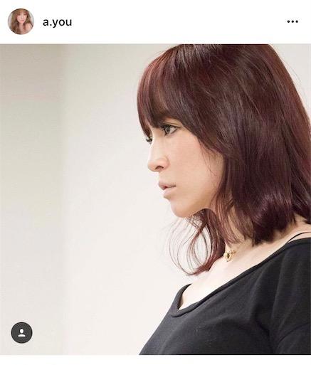 浜崎あゆみ、ツアー成功祈願で髪の毛バッサリ。新ヘアスタイル写真公開で「効果絶大」「なんか泣きそうになった」サムネイル画像