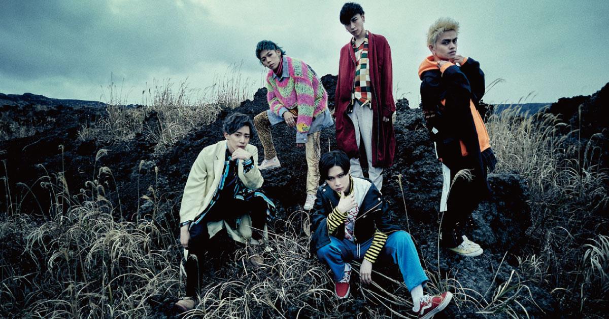 注目度急上昇中!5人組男性ダンスボーカルグループ・FlowBack、1stフルアルバム『VERSUS』に迫る。【インタビュー】サムネイル画像