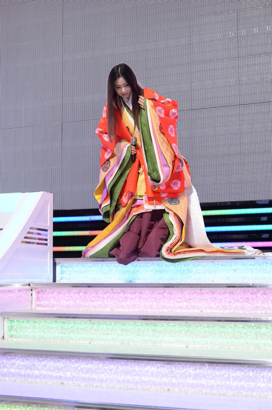 倉木麻衣、約24キロの十二単で『Mステ階段』降りリベンジなるか?「本番どうなるか私にも分かりません…」サムネイル画像
