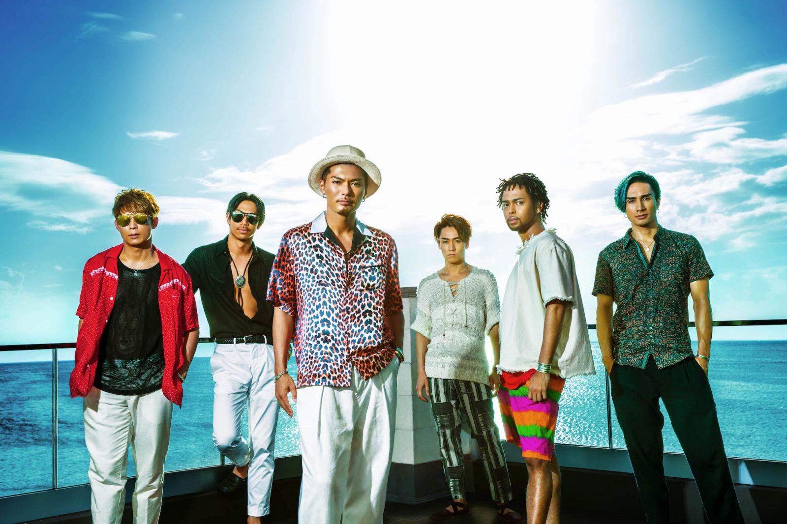 EXILE THE SECOND、新曲「Summer Lover」 がこの夏のダブルテーマソングに決定サムネイル画像