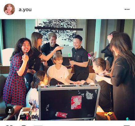 浜崎あゆみ、髪の毛バッサリの金髪ショート写真公開でファン歓喜!「世界一似合う」「神過ぎる」サムネイル画像!