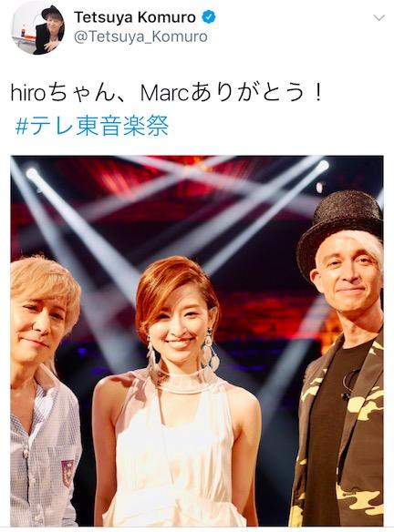 3ショットも披露!globeのボーカルに迎えられた島袋寛子が名曲を披露「KEIKOさんの歌声を楽しみにまってます!!!」