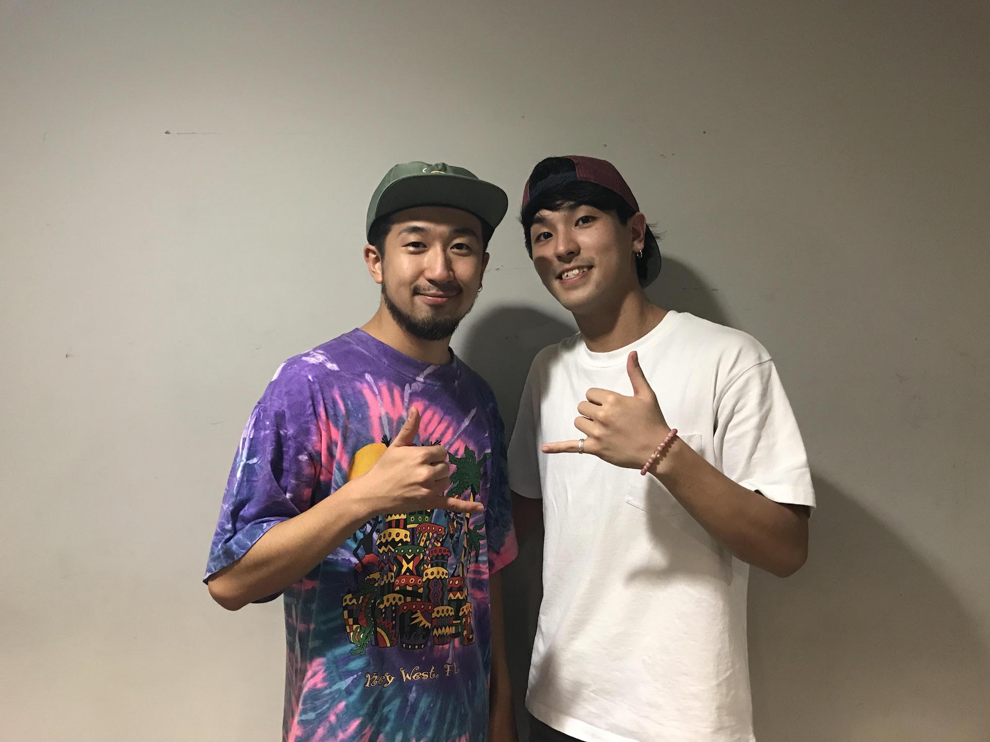 Sky's The Limitヴォーカル・山本卓司とウクレレシンガー・KAIKIがデビュー後初のステージ共演