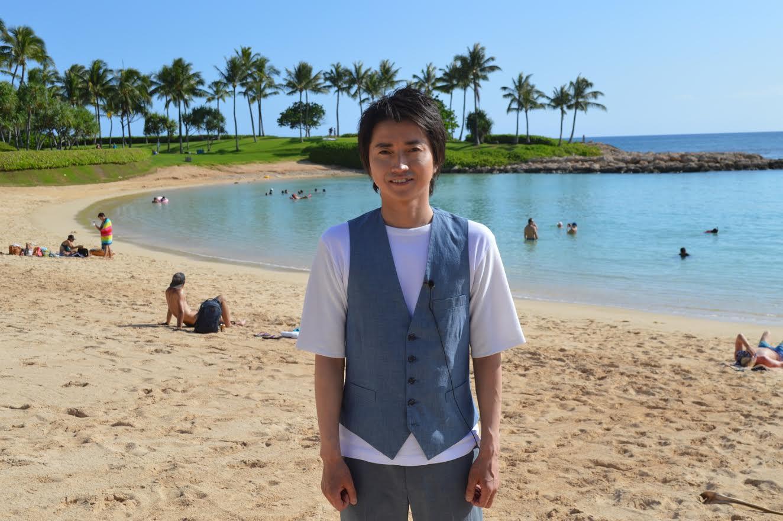 藤原竜也がハワイでファンクラブイベントを開催