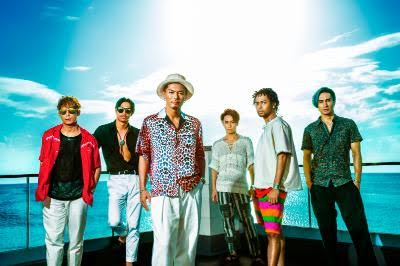 EXILE THE SECONDの夏歌「Summer Lover」の壮大なスケールMV解禁サムネイル画像