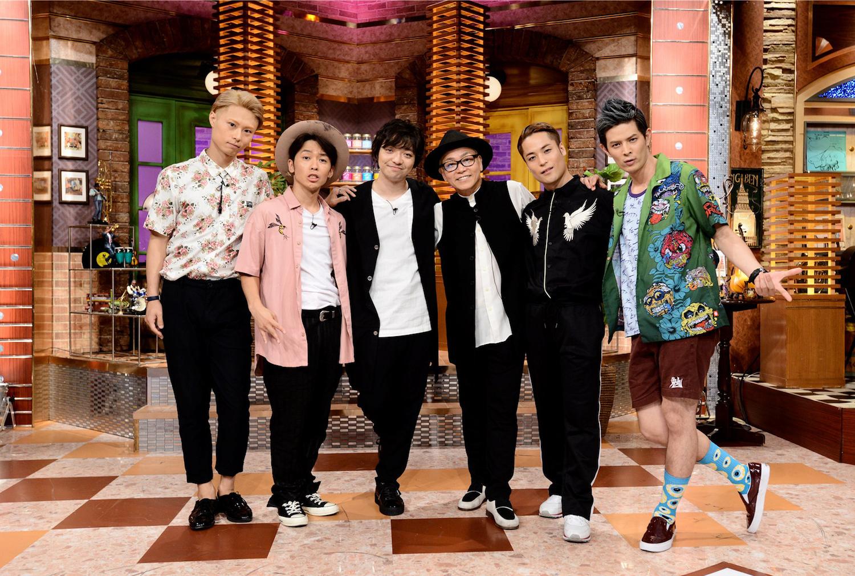 「関ジャム」で三浦大知と関ジャニ∞が「EXCITE」をセッション!ムチャぶりにも注目サムネイル画像