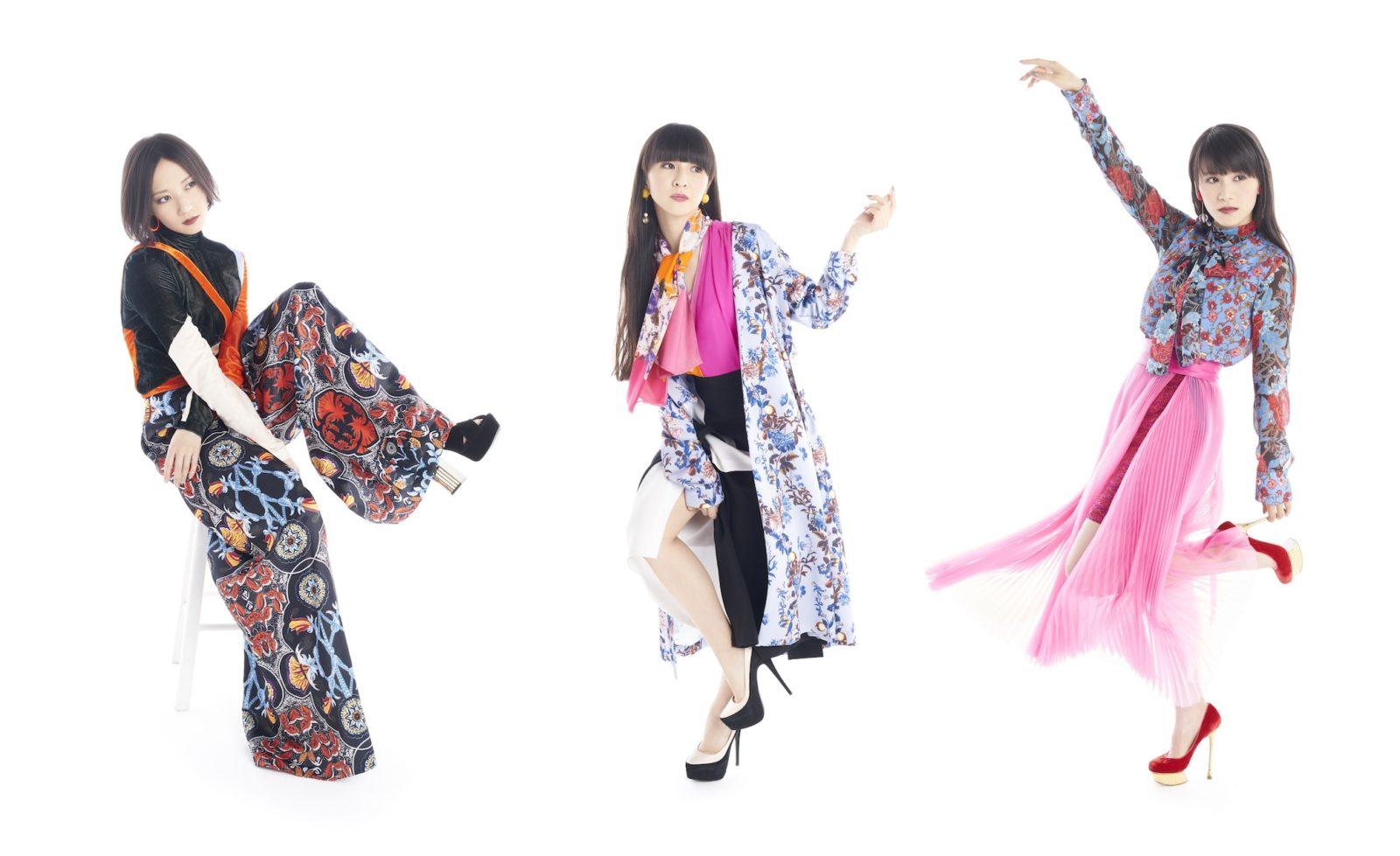 Perfume ニューシングルに話題のAWA DANCEを収録?!新ビジュアルも公開サムネイル画像