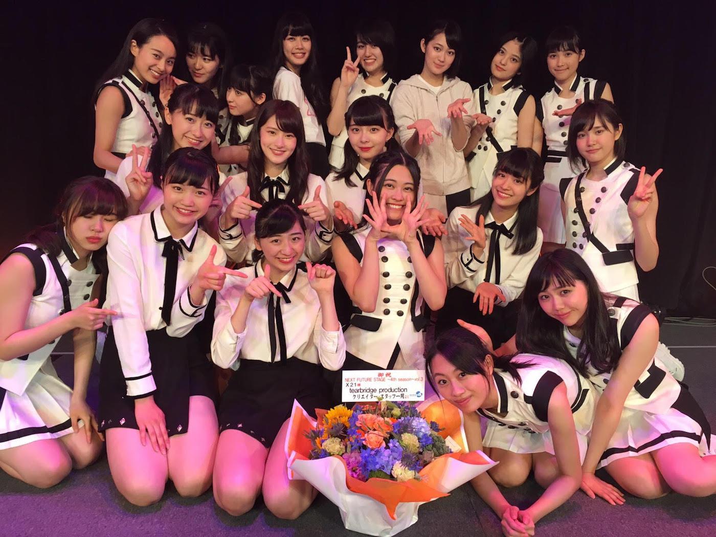 全日本国民的美少女コンテスト出身アイドル・X21、吉本実憂の卒業ライブを9月17日に開催発表サムネイル画像