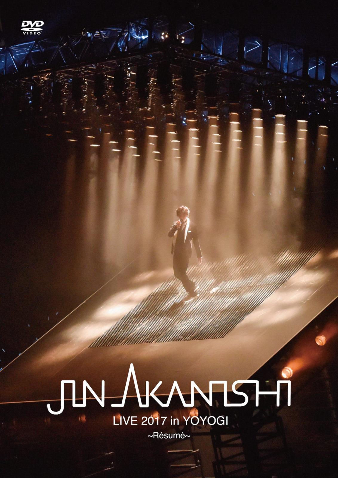 赤西仁、ソロ活動をほぼ時系列に沿って振り返ったスペシャルライブのLIVE DVD&Blu-ray発売決定サムネイル画像