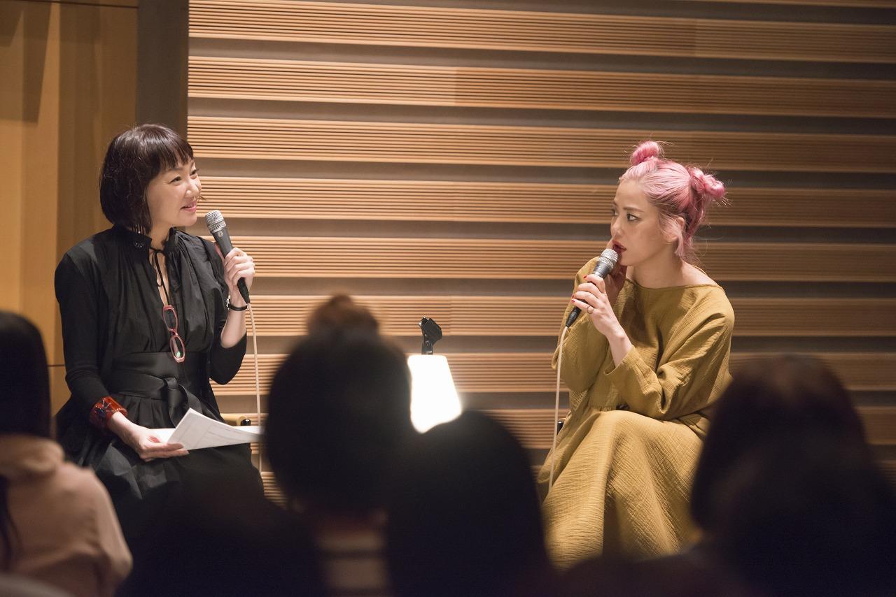 ファン歓喜!Chara ニューアルバム『Sympathy』発売記念で自身初のトーク&試聴会をレコーディングスタジオで開催サムネイル画像