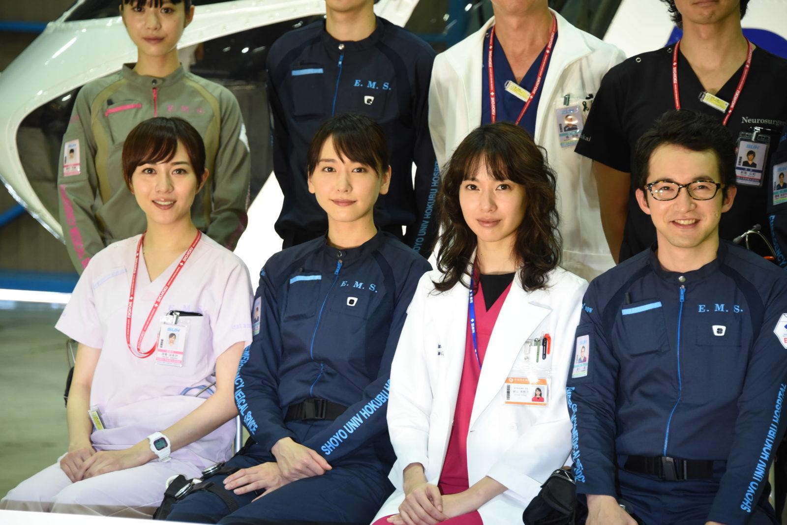 「コード・ブルー」3rdシーズン記者発表に豪華11人が勢揃い、山下智久&新垣結衣が治療を受けたい人は?画像39055