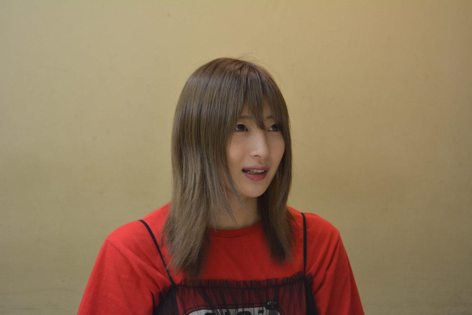元NMB48岸野里香、卒業後の現在と自身率いるバンド・Over The Topについて語る。NMB48のメンバーは「すごく大事ですね。大好きです」【インタビュー】画像39526