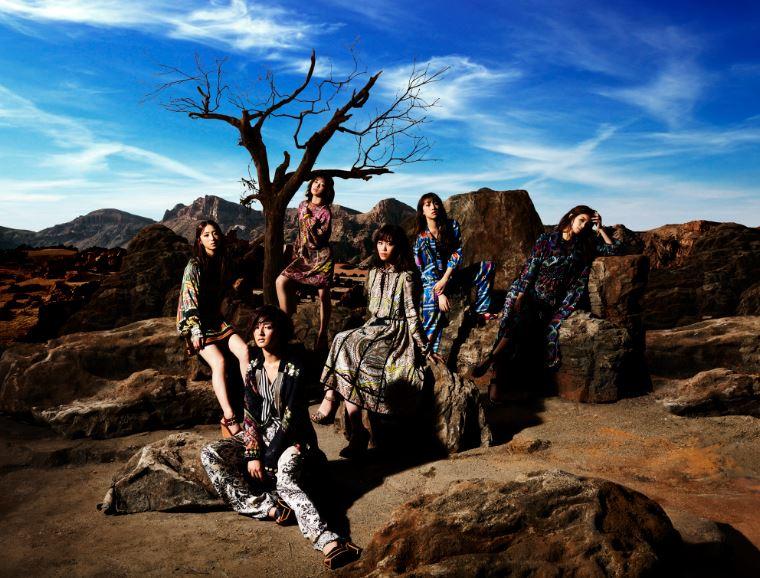 E-girlsの新体制・EG Family発足後、中でも異彩を放つFlowerの最新シングル「たいようの哀悼歌」アートワーク&収録内容が一挙公開サムネイル画像