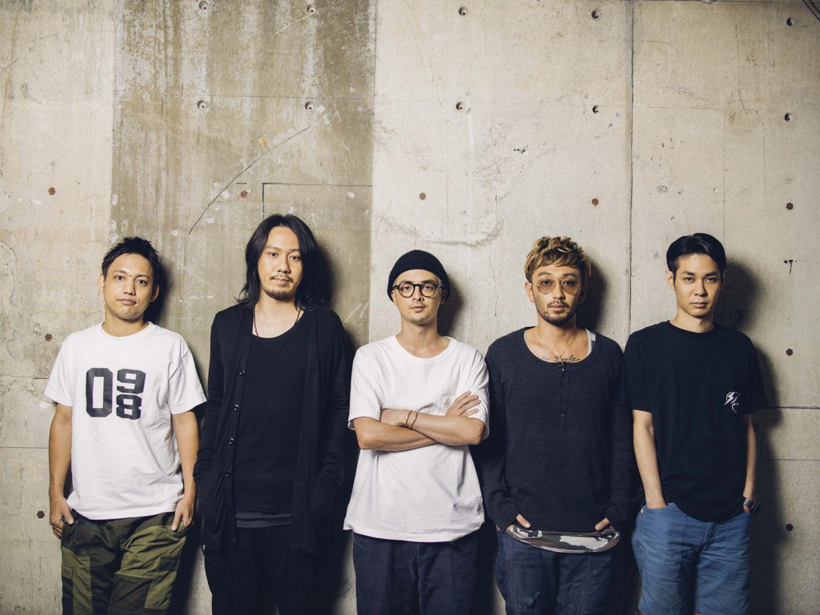 "ORANGE RANGEがLINE LIVEで武道館の裏側を""まったり""公開サムネイル画像"