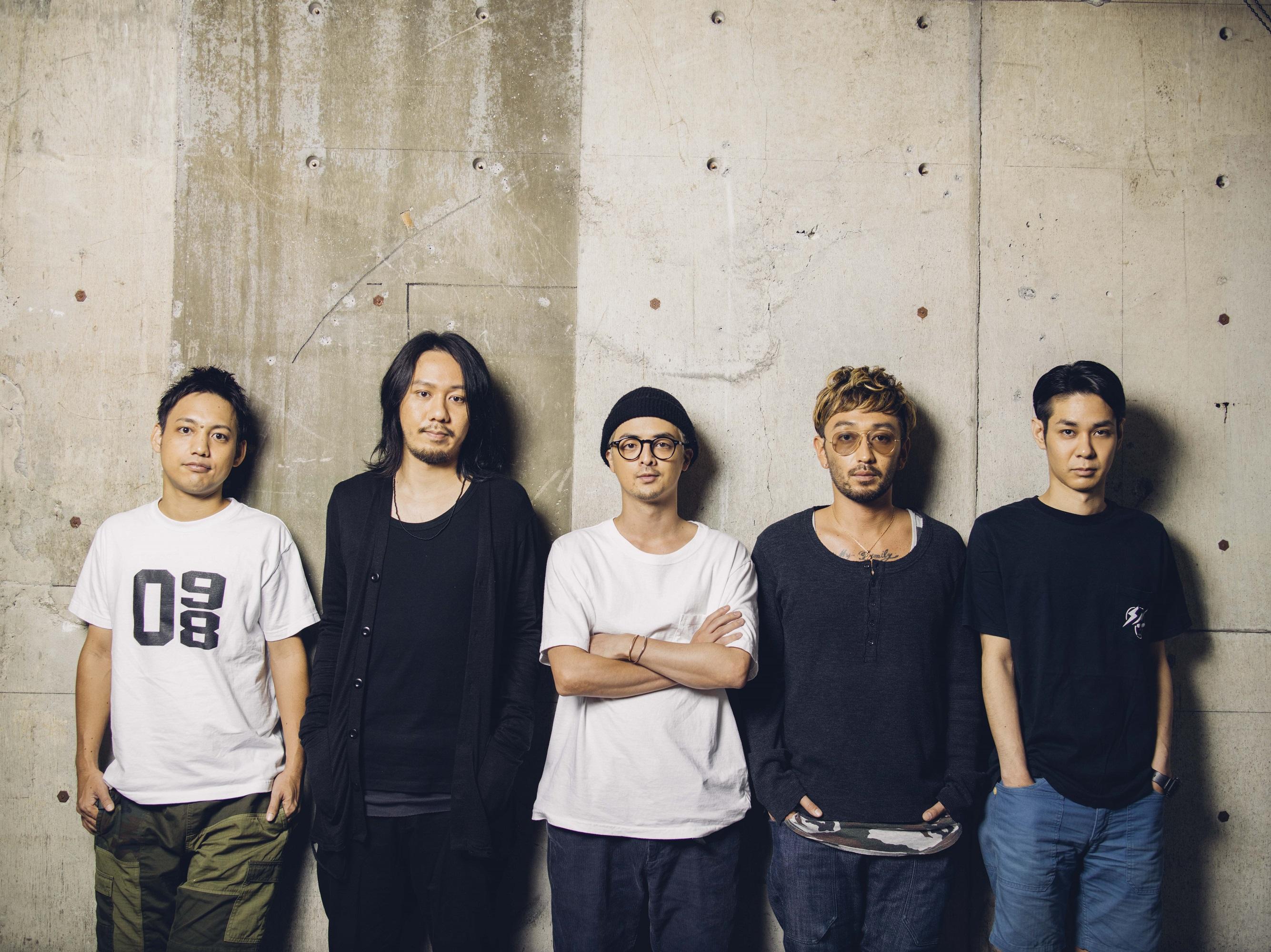 "ORANGE RANGEがLINE LIVEで武道館の裏側を""まったり""公開"