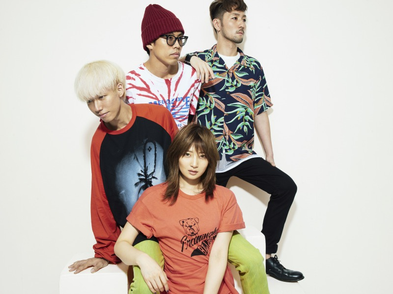 ex.NMB48・岸野里香率いるOver The Topが音霊2017初出演!2ndシングルのビジュアルも公開サムネイル画像
