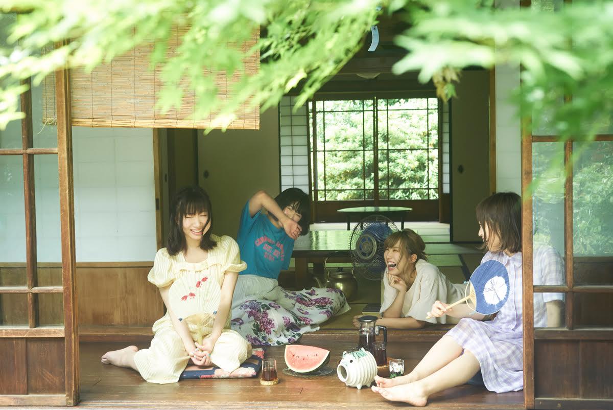 赤い公園 Vo.佐藤千明が脱退で4人体制最後のアルバムについてコメントが到着サムネイル画像
