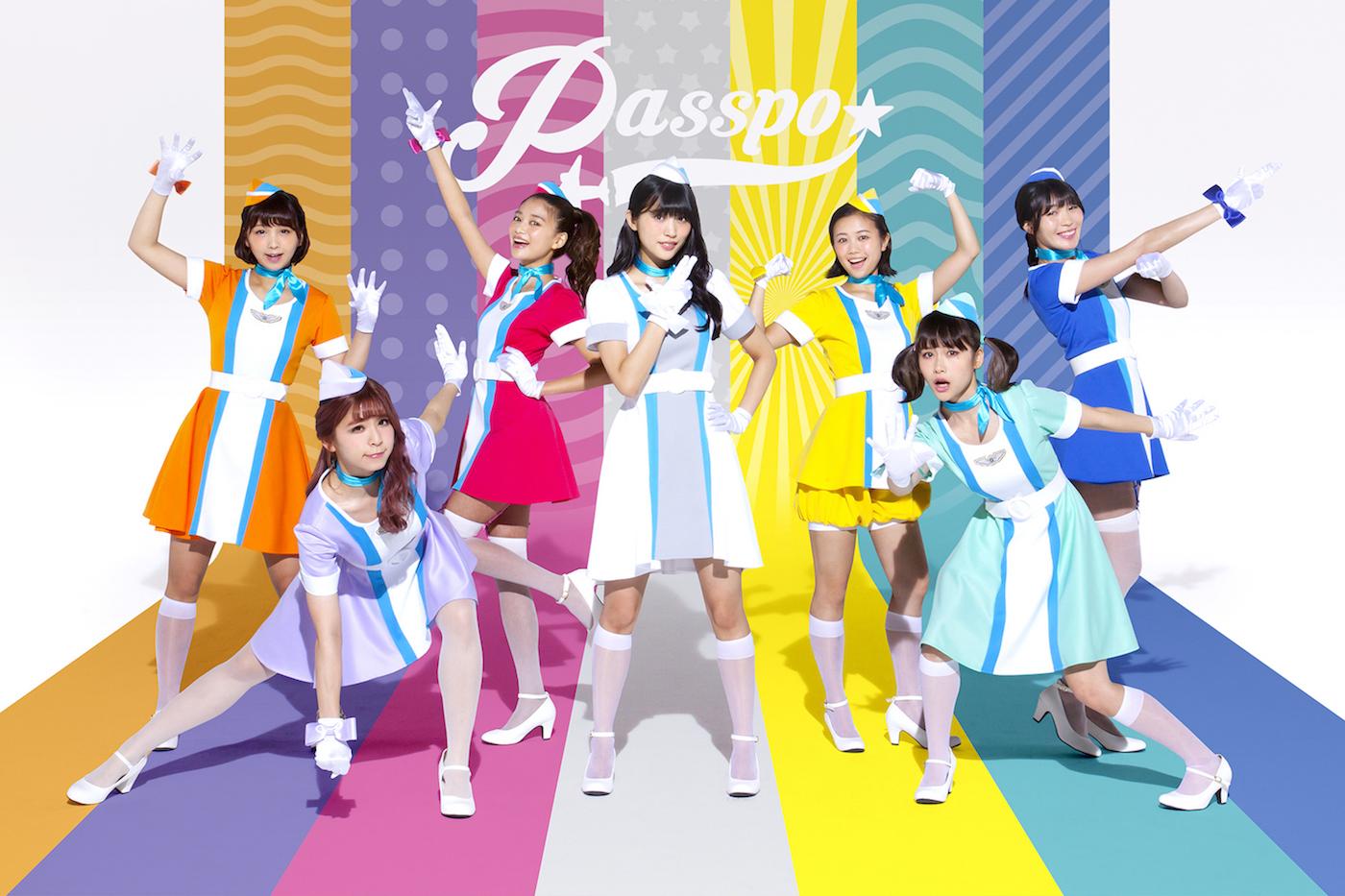 PASSPO☆、アメコミヒロインに扮したMV公開サムネイル画像