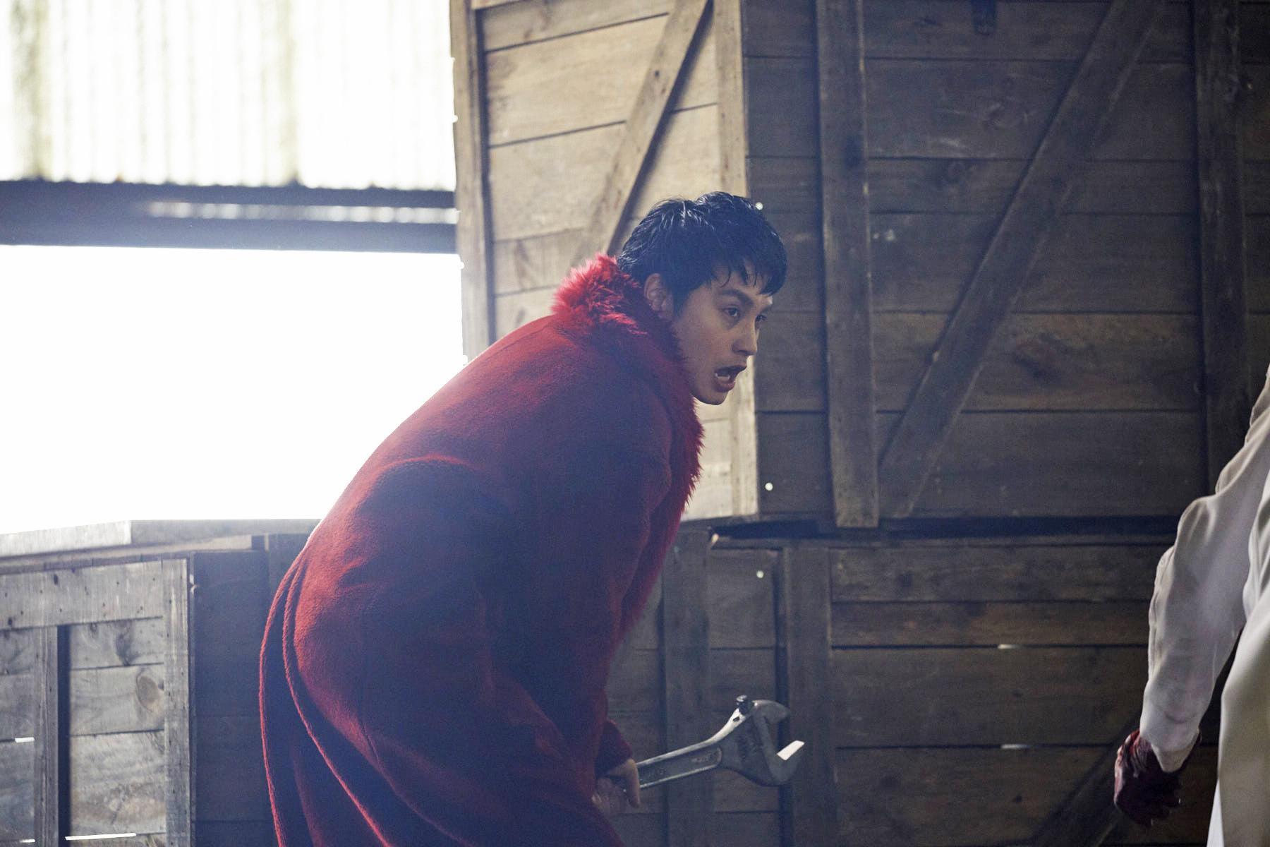 中村蒼の怪演が話題 ! 『HiGH&LOW THE MOVIE2/END OF SKY』極悪非道キャラ・蘭丸に熱い視線