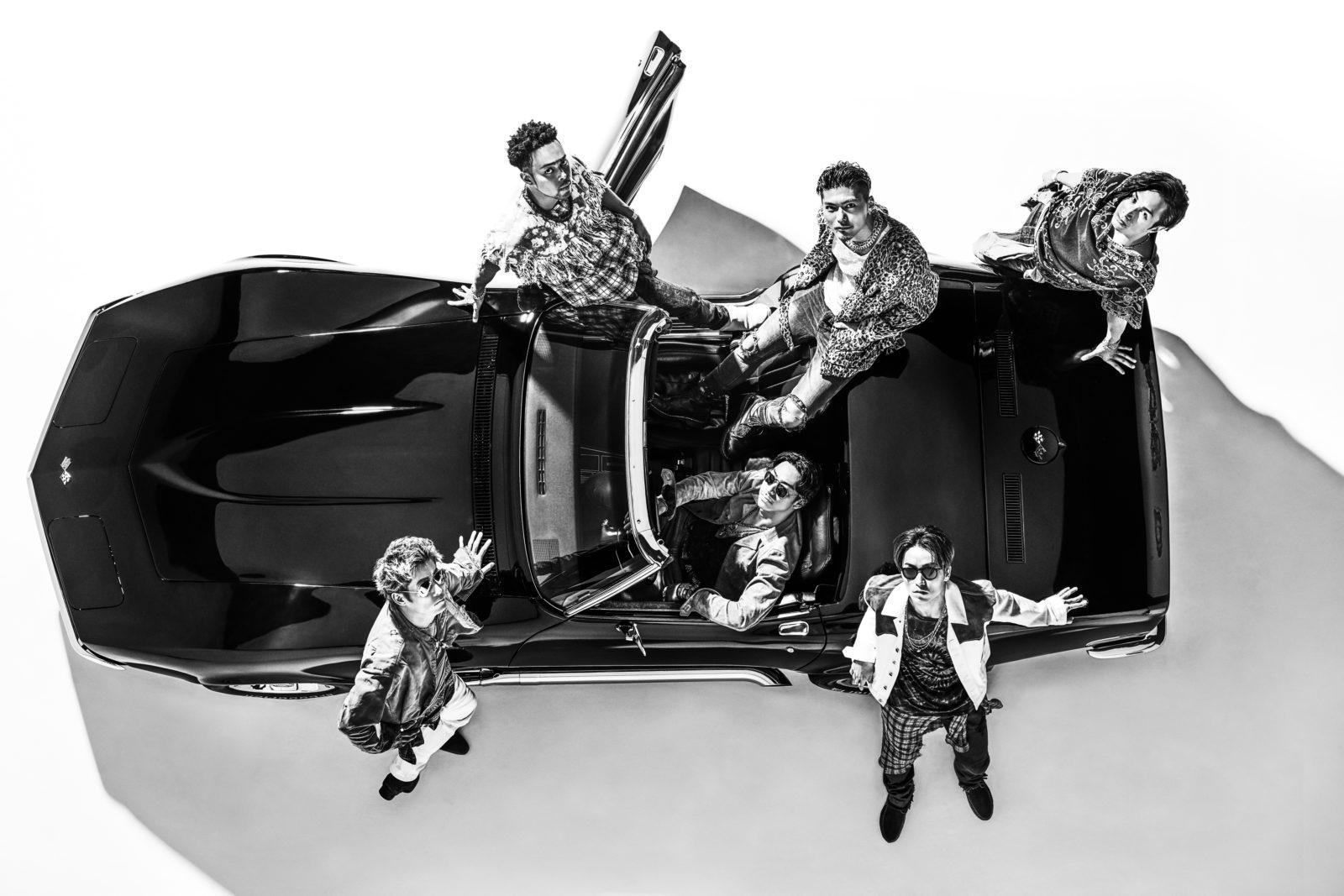 EXILE THE SECOND、世界的映像ディレクター・Dave Meyers(デーブ・メイヤーズ)が手掛けた、全編LA撮影によるミュージック・ビデオが解禁サムネイル画像