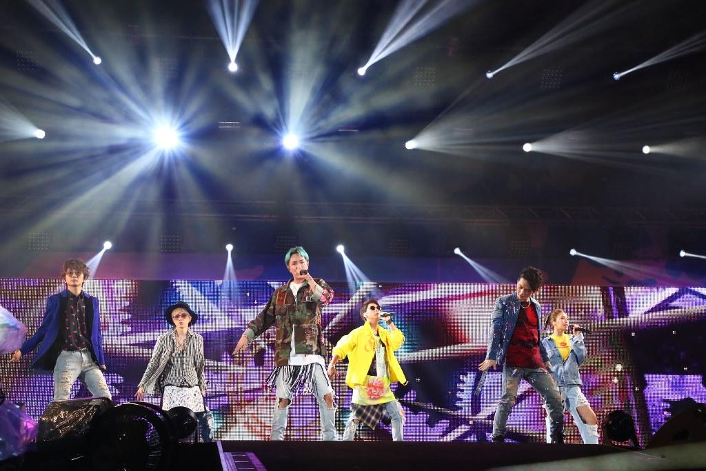 AAA『a-nation 2017』初のヘッドライナー ピコ太郎・三浦大知・EXILE THE SECONDらが観客を魅了サムネイル画像