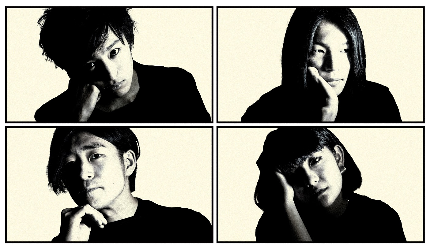 朝ドラ「ひよっこ」で好演中!古舘佑太郎所属のバンド 2(ツー)の1stアルバム「VIRGIN」収録曲、ジャケット公開画像41002
