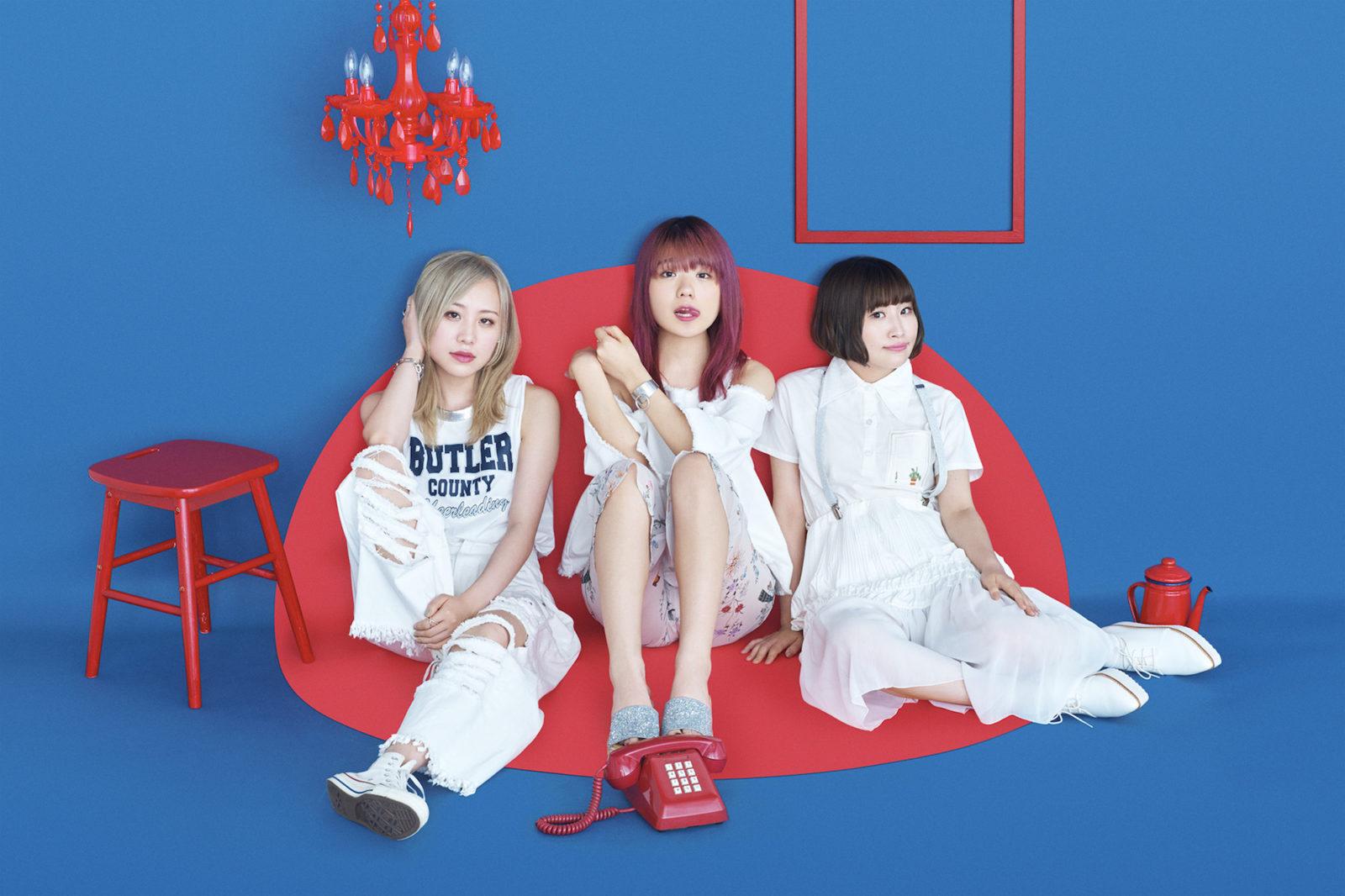 the peggies新曲「BABY!」のMVを公開!名阪でのワンマンライブ、赤坂BLITZでのライブも決定サムネイル画像