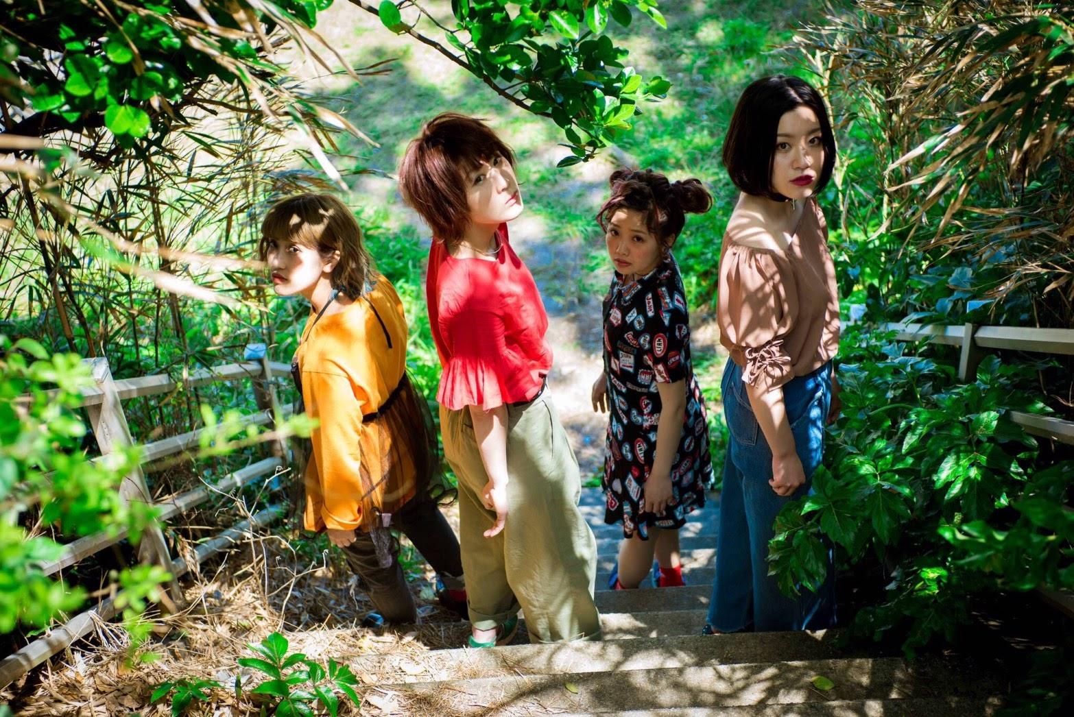 ポタリ、地元名古屋のみのワンマンライブ終焉!この秋の対バンツアーの開催を発表サムネイル画像