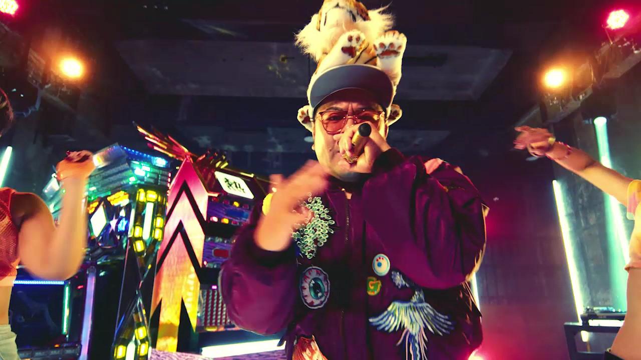 DJダイノジ大地が『飲むTENGA』をテーマに、 日本をアゲアゲにするオリジナルラップを熱唱