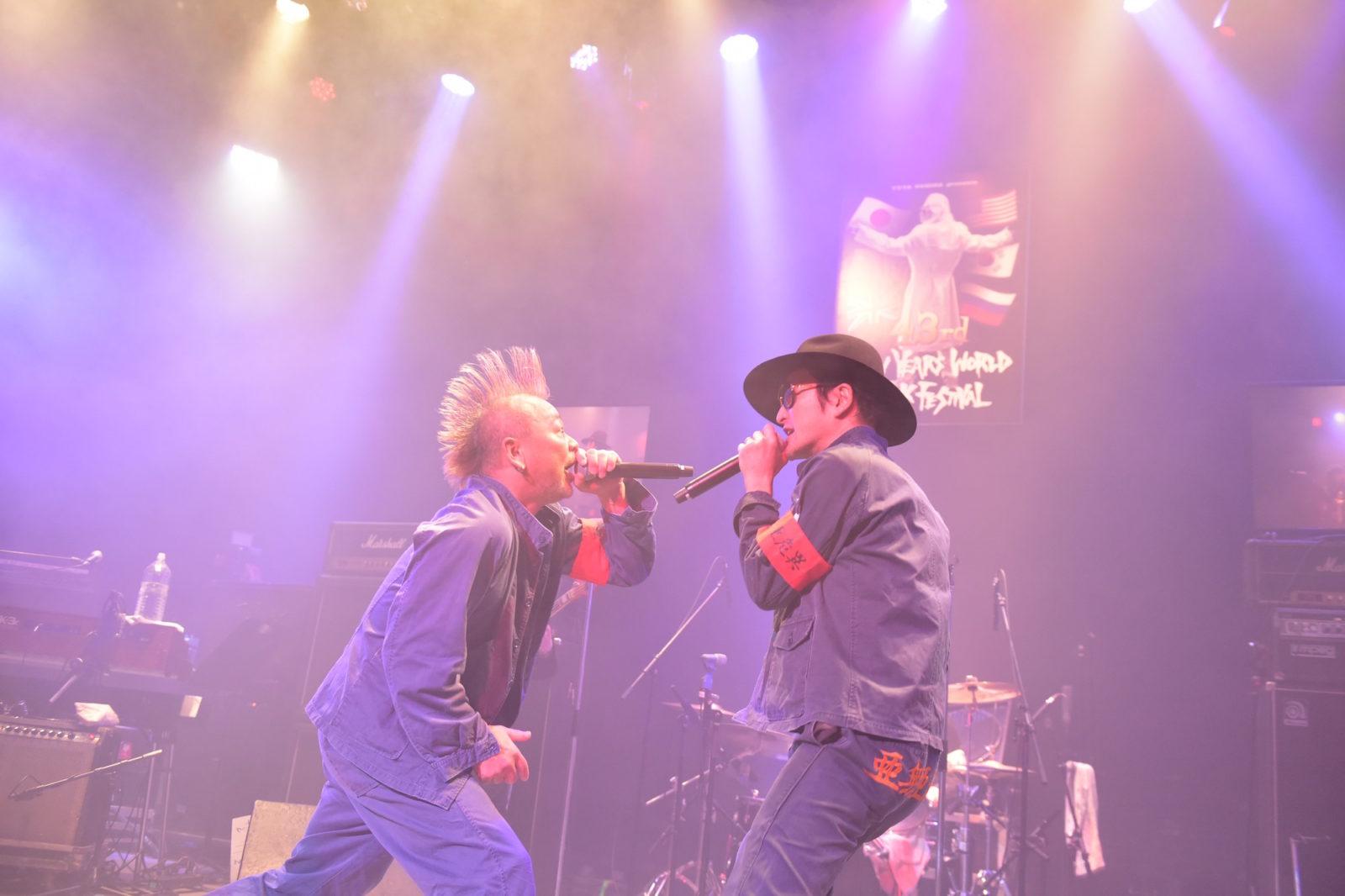 がんから復帰の中村獅童、9月に大森南朋所属バンドら豪華ゲストを迎え東名福ライブハウスツアー決定サムネイル画像