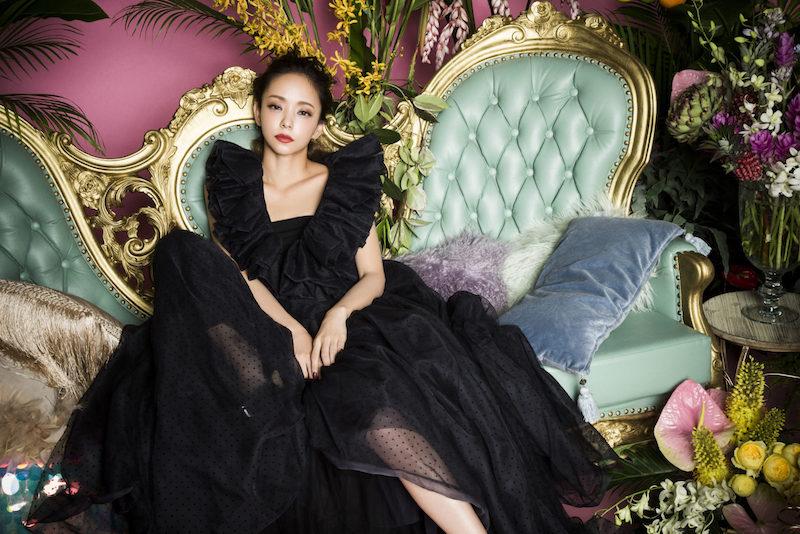 突然、1年後の引退を発表した安室奈美恵