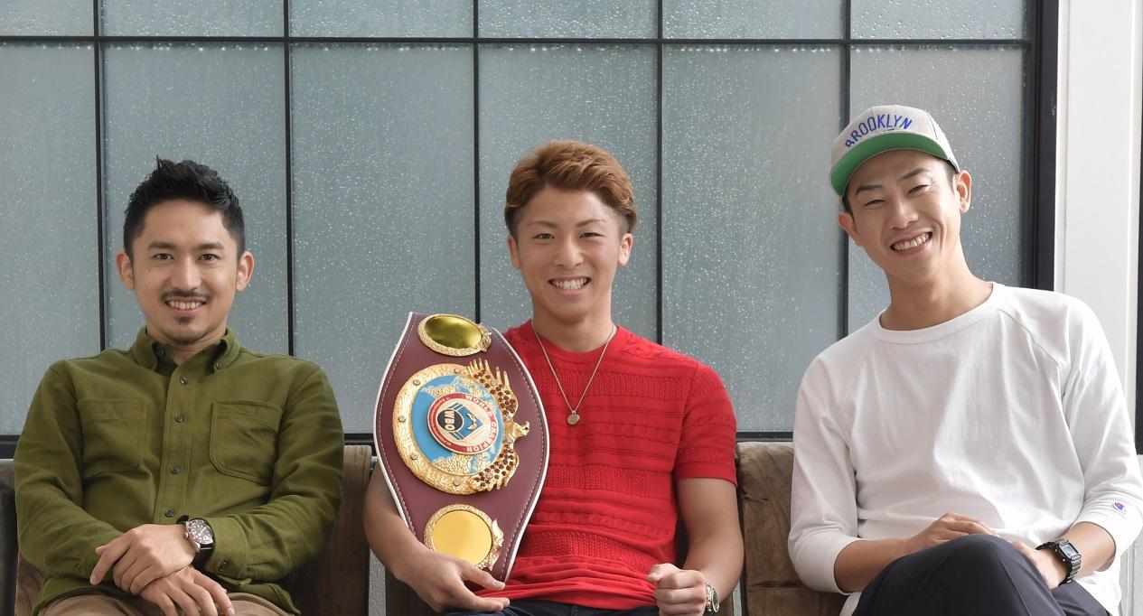 C&K×井上尚弥、この2組が夢に向かう仲間に贈る「道」ミュージックビデオ公開!サムネイル画像