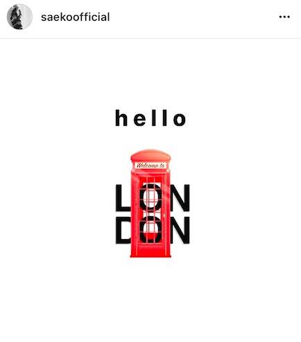 紗栄子、渡英についてコメント。新生活には「頑張ってください」「新生活応援してます」の声サムネイル画像