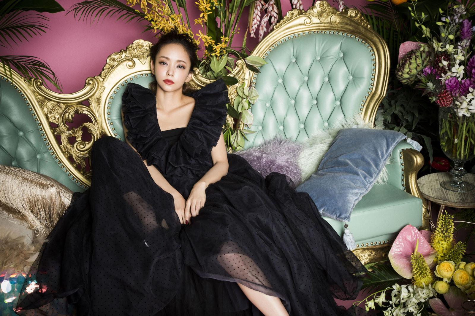 安室奈美恵、新曲「Finally」が日本テレビ系「NEWS ZERO」テーマ曲にサムネイル画像