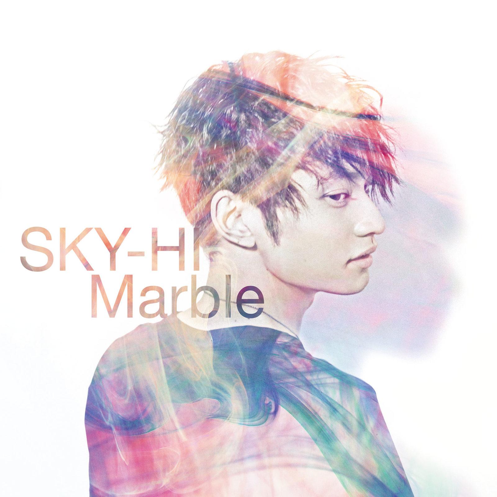 "SKY-HI 新曲を含む配信限定ALBUM""Marble"" iTunesにて先行配信決定サムネイル画像"