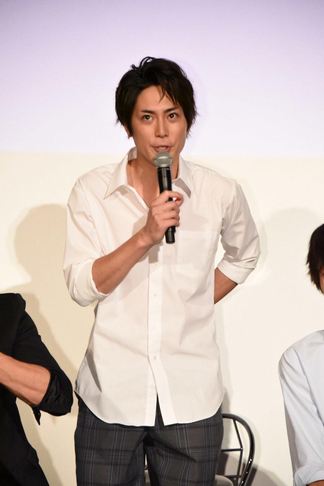 間宮祥太朗、尼神インター誠子とのキスシーン!?に「コラ!離れろ離れろ」サムネイル画像