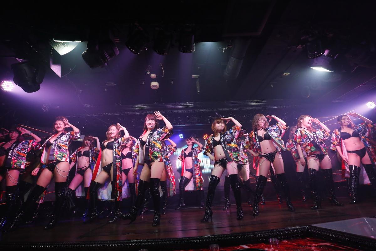 「Burlesque annex YAVAY」でヤバいガールズがセクシーなステージを披露!トランスブームの立役者DJ KAYAがサウンドプロデュースサムネイル画像