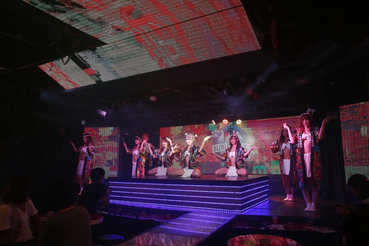 「Burlesque annex YAVAY」でヤバいガールズがセクシーなステージを披露!トランスブームの立役者DJ KAYAがサウンドプロデュース画像42539