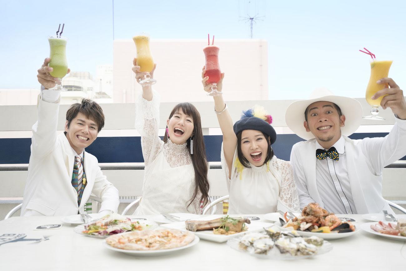 7!!初のベストアルバム初回生産限定盤には石原さとみや田中圭など豪華出演陣が話題の全シングル曲MVサムネイル画像