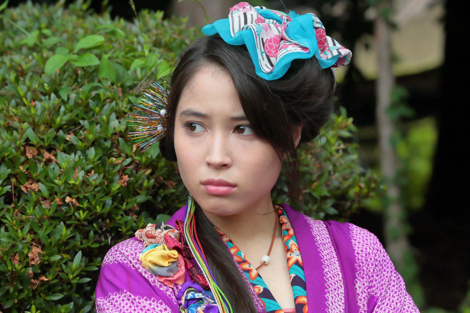 NHK連続テレビ小説「わろてんか」広瀬アリス演じる恋敵?リリコの登場にネットでは絶賛の声サムネイル画像