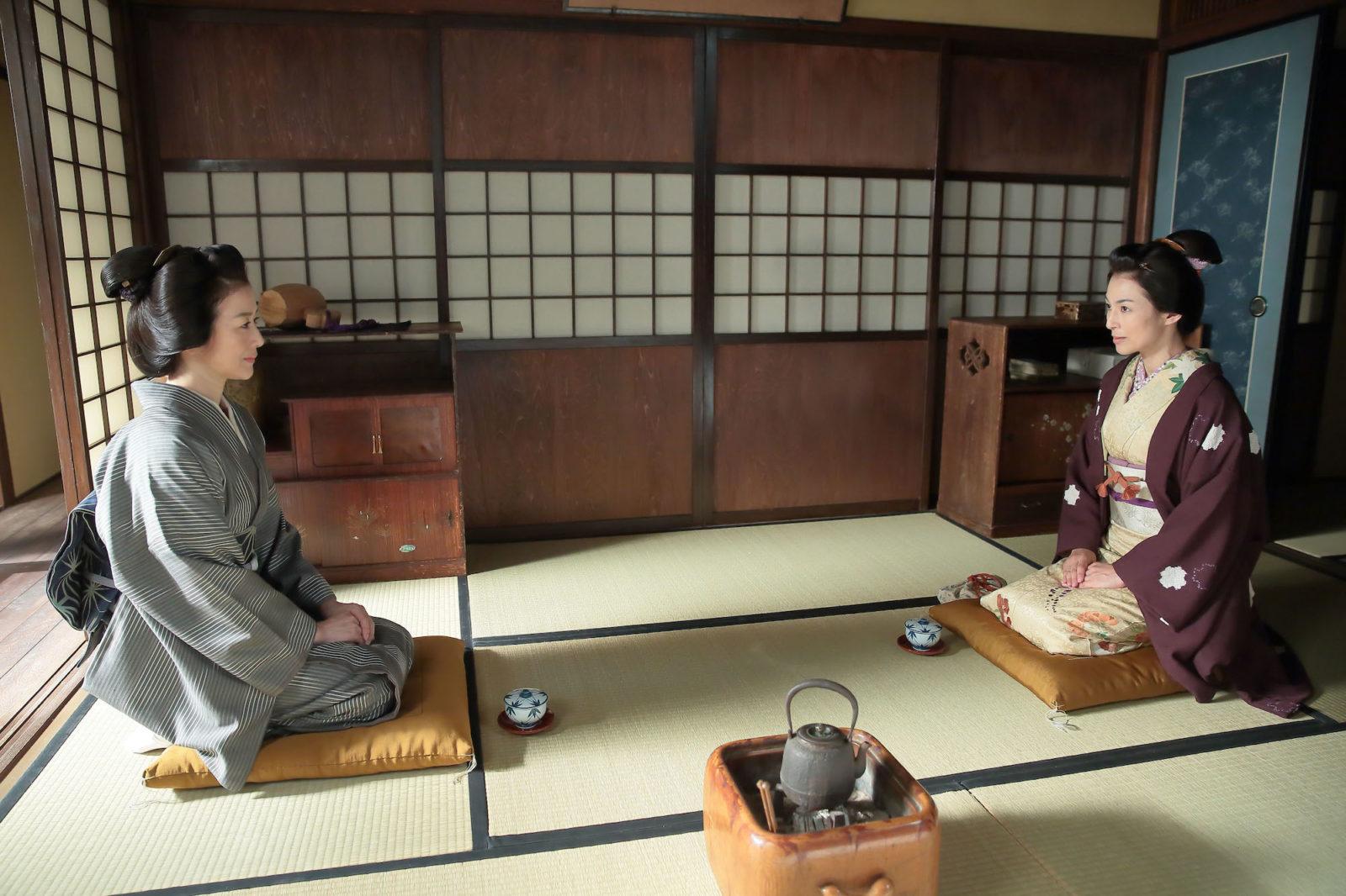"""NHK連続テレビ小説「わろてんか」鈴木保奈美・鈴木京香の母親""""鈴木""""対決に絶賛の声「かっこよかった…」「ゾクゾクしました」サムネイル画像"""