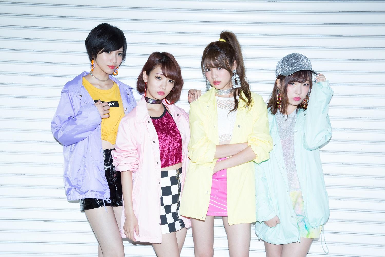 夢みるアドレセンス 11月15日リリースのニューシングルはSCANDAL MAMIが提供した「Exceeeed!!」を収録した超強力な両A面