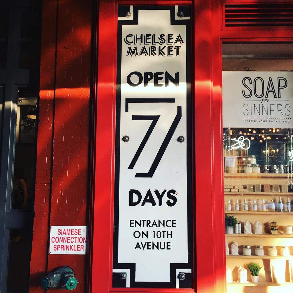 TABARU 初めてのNew York1ヶ月生活レポート 〜チェルシーマーケットを散歩編〜画像45534