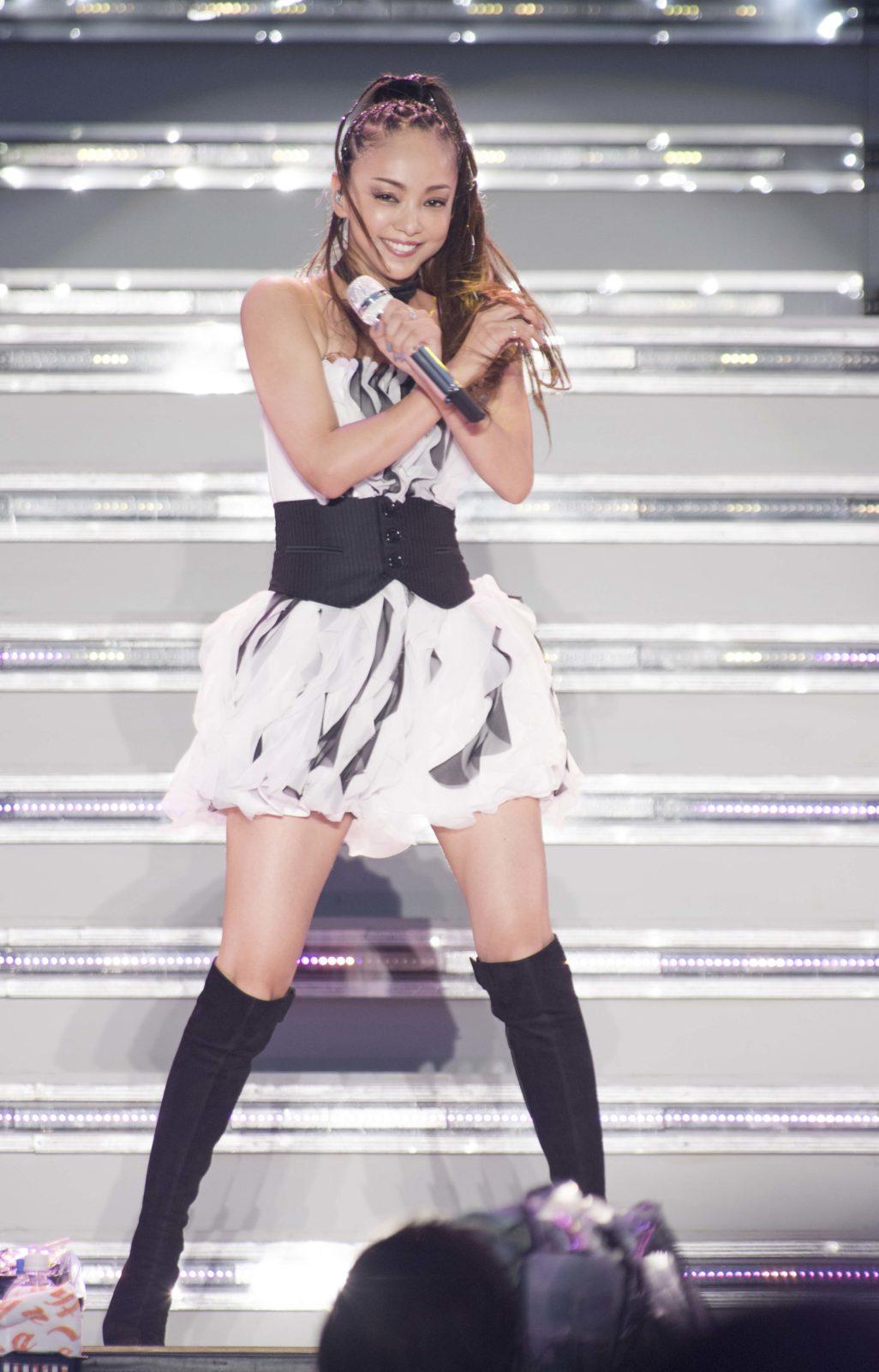 安室奈美恵、故郷・沖縄での凱旋ライブをWOWOWで独占放送サムネイル画像