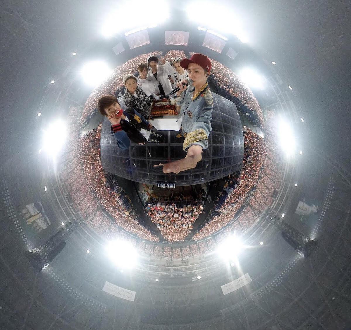 AAA・西島隆弘が4大ドームツアーセミファイナルで31歳の誕生日を迎える「みなさん何歳かは知らないけれど…」サムネイル画像