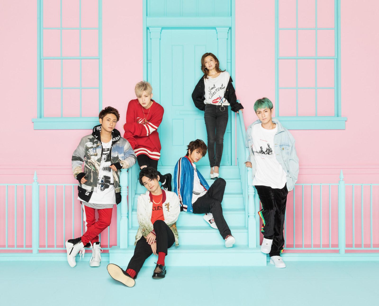 AAA・Shuta Sueyoshiが参加したアルバム『スパイシーチョコレート BEST OF LOVE SONGS』がリリースサムネイル画像!