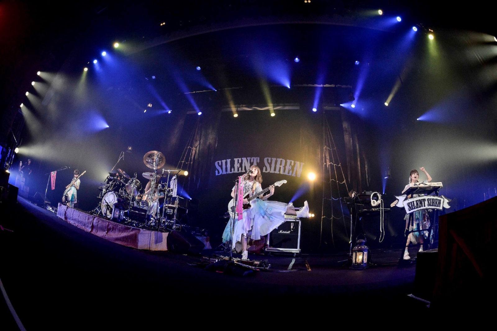 SILENT SIRENのニューアルバム サプライズ発表にファン歓喜「女の子が持っているパワーが詰まった最高な楽曲が入っています!」サムネイル画像