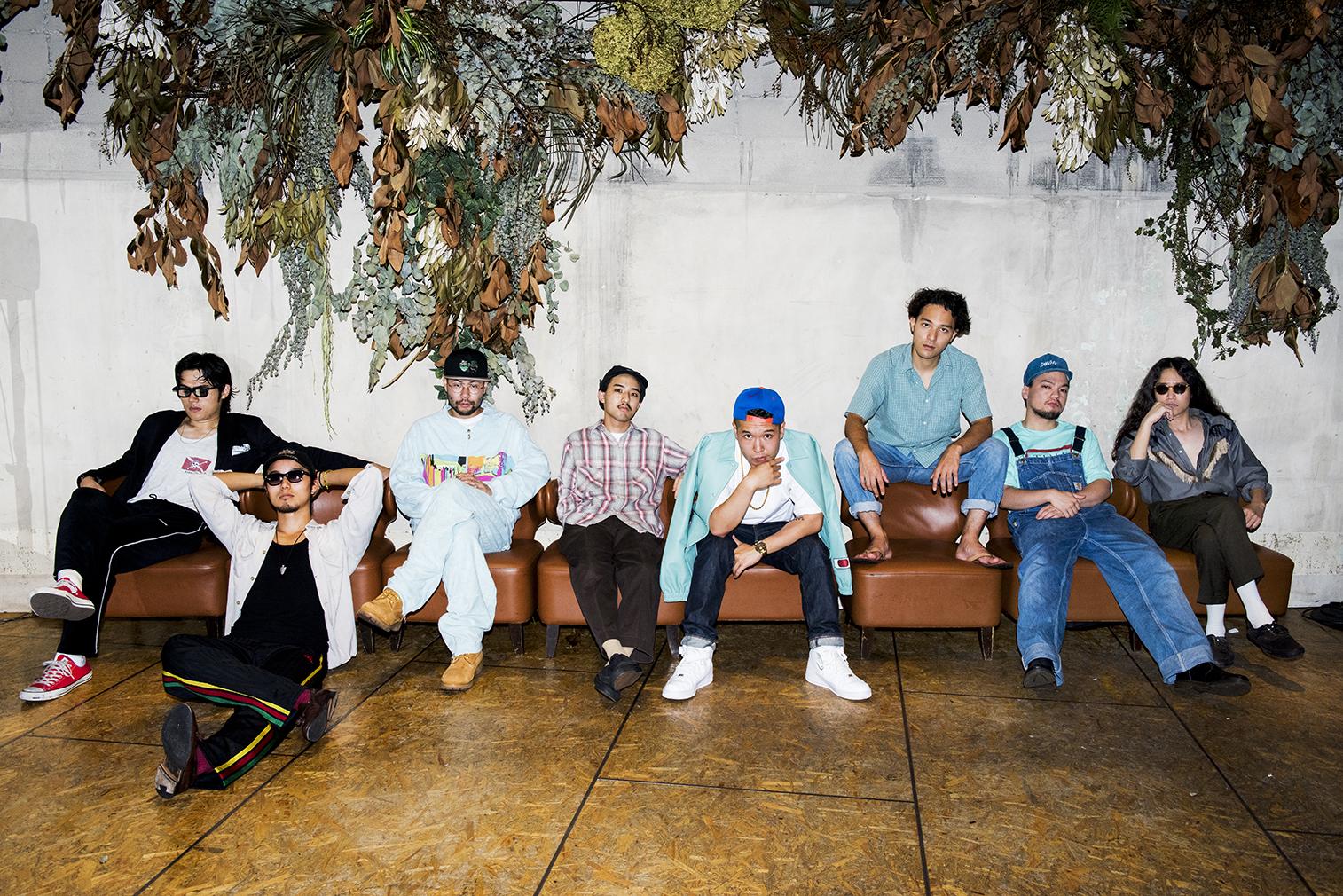 "SANABAGUN.オリジナルメンバーでは最後となるSANABAGUN.×Harley-Davidsonコラボによる新曲""We in the street""MV公開サムネイル画像"