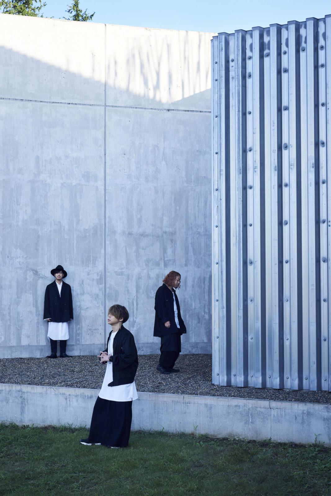 CIVILIAN 待望のファーストアルバム「eve」のリリース発表サムネイル画像