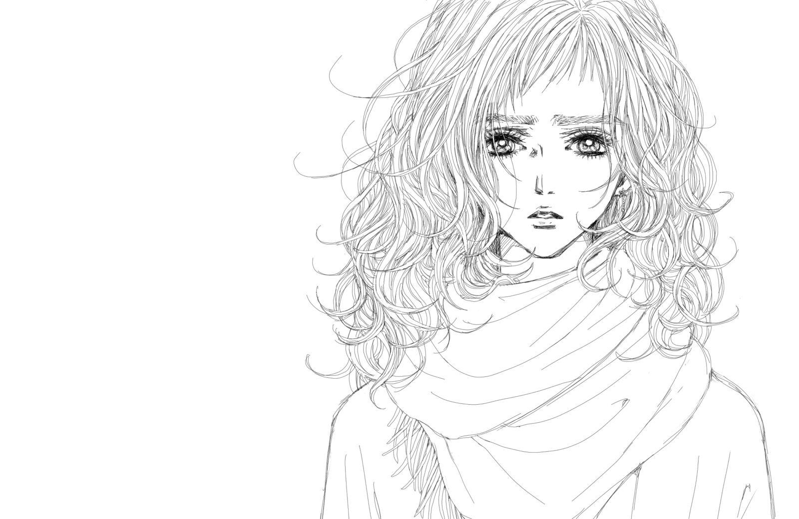 漫画家・矢沢あいがJUJUの新曲「いいわけ」とコラボレーション!第一弾イラストをスペシャルページで公開サムネイル画像